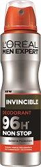 L'Oreal Men Expert Invincible 96H Anti-Perspirant - лосион