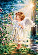 Ангелско докосване -
