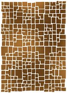 Шаблон - Стена - Размери 20 x 15 cm