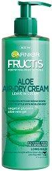 Garnier Fructis Aloe Air-Dry Cream - Хидратиращ крем за коса без отмиване - серум
