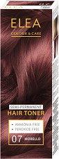 Elea Colour & Care Hair Toner - Полутраен тонер за коса - боя