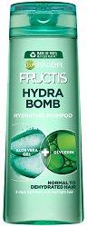 Garnier Fructis Aloe Hydra Bomb Fortifying Shampoo - Хидратиращ шампоан с алое вера - шампоан