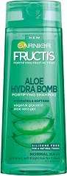 Garnier Fructis Aloe Hydra Bomb Fortifying Shampoo - фон дьо тен