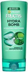 Garnier Fructis Aloe Fortifying Conditioner - Хидратиращ балсам за коса с алое вера - балсам