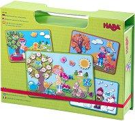 Сезони - Детска образователна играчка - играчка