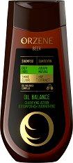 Orzene Beer Oil Balance Shampoo Oily Hair - крем