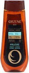 Orzene Beer Hyalucare Shampoo Britle + Fine Hair - крем