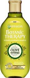 Garnier Botanic Therapy Olive Mytique Intensely Nourishning Shampoo -