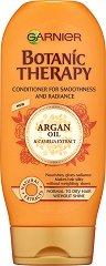 Garnier Botanic Therapy Argan Oil & Camelia Extract Conditioner - Балсам за нормална до суха коса без блясък с арганово масло и екстракт от камелия - балсам