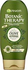 Garnier Botanic Therapy Olive Mytique intensely Nourishning Conditioner - Балсам за суха и увредена коса с маслиново масло - крем