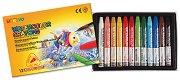 Акварелни пастели - Watercolor Crayons - Комплект от 12 или 24 цвята