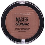 Maybelline Master Chrome Metallic Highlighter - Хайлайтър за лице с хроматичен ефект -