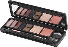 Profusion Cosmetics Glam Face Eye & Face Makeup Case -