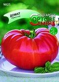 """Семена от Едър червен домат - От серията """"Български сортове семена: Зеленчуци"""""""