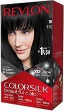 Revlon ColorSilk Beautiful Color - Безамонячна трайна боя за коса - сенки