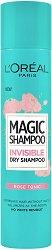 L'Oreal Magic Shampoo - Rose Tonic - Освежаващ сух шампоан с флорален аромат - продукт