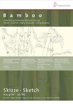 """Скицник за рисуване - От серията """"Bamboo"""""""