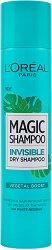 L'Oreal Magic Shampoo - Vegetal Boost - Освежаващ сух шампоан със свеж аромат - лак