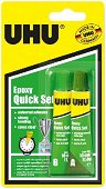 Универсално епоксидно лепило - Quick Set - Комплект от 2 тубички х 10 ml