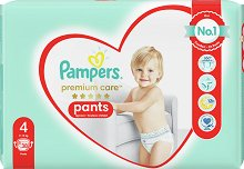 Pampers Premium Care Pants 4 - Maxi - продукт