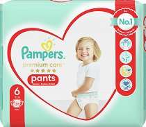 Pampers Premium Care Pants 6 - Extra Large -