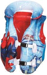 Детска спасителна жилетка - Spiderman - Аксесоар за плуване - пъзел
