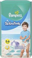 Pampers Splashers 5-6 - продукт