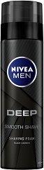 Nivea Men Deep Shaving Foam - дезодорант
