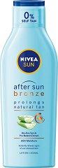 Nivea Sun After Sun Bronze Tan Lotion - крем