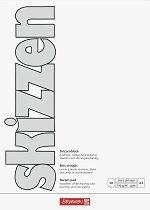 Скицник за рисуване - Skizzen - Плътност на хартията 190 g/m : 2 :