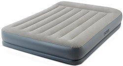 Надуваемо легло с вградена помпа - Pillow Rest
