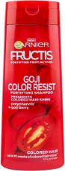 Garnier Fructis Goji Color Resist Shampoo - Шампоан за боядисана коса с екстракт от годжи бери - маска