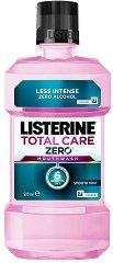 Listerine Total Care Zero Mouthwash - пила