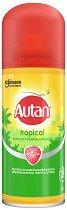 Autan Tropical Spray Uscat - Сух спрей против комари -
