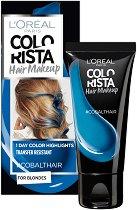 L'Oreal Colorista Hair Makeup - Грим за коса за цветни кичури - фон дьо тен