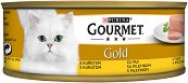 Gourmet Gold Mousse with Chicken -
