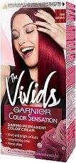 Garnier Color Sensation Vivids - Дълготрайна боя за коса - маска