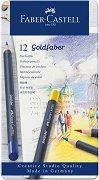 Цветни моливи - Goldfaber - Комплект от 12, 24, 36 или 48 цвята