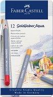Цветни акварелни моливи - Goldfaber Aqua - Комплект от 36 цвята