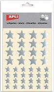 Самозалепващи стикери - Звезди - Комплект от 120 броя