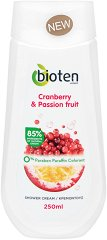 Bioten Cranberry & Passion Fruit Shower Cream - тоник