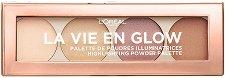 L'Oreal La Vie En Glow Highlighting Powder Palette - сапун