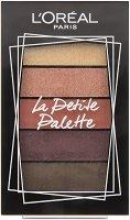 L'Oreal La Petite Palette Eyeshadows - Мини палитра сенки за очи -