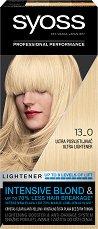 """Syoss Blond Lighteners SalonPlex - Изрусител за коса от серията """"SalonPlex"""" - фон дьо тен"""