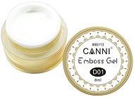 Canni GD Coco Emboss Gel - Гел-паста за релефен маникюр - продукт