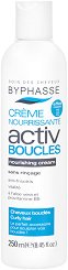 Byphasse Activ Boucles Nourishing Cream For Curly Hair - сенки