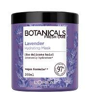 """L'Oreal Botanicals Lavender Soothing Therapy Mask - Маска за тънка и крехка коса с лавандула от серията """"Botanicals - Lavender"""" - продукт"""