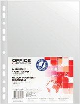 Джобове за документи - Формат А4 - Комплект от 100 броя
