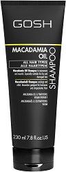 Gosh Macadamia Oil Shampoo - червило
