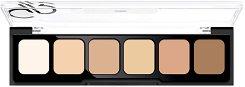 Golden Rose Correct & Conceal Cream Palette -